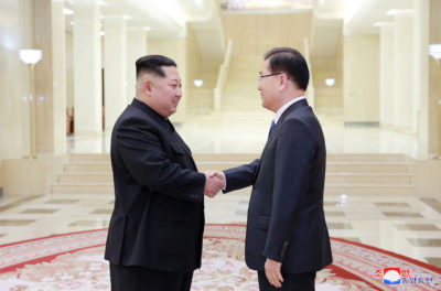 La Corea del Nord è disposta a rinunciare alle armi nucleari, dice la Corea del Sud
