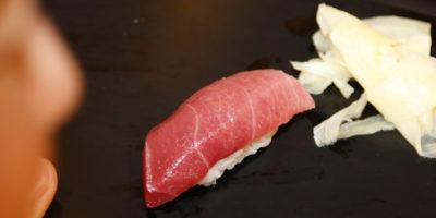 Il sushi viene meglio col pesce vecchio?
