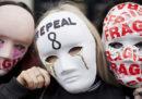 In Irlanda il referendum sull'aborto sarà il prossimo 25 maggio