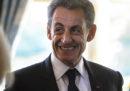 Nicolas Sarkozy è in stato di fermo