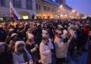 In Slovacchia migliaia di persone hanno partecipato ad alcune veglie per il giornalista Ján Kuciak, ucciso la scorsa settimana