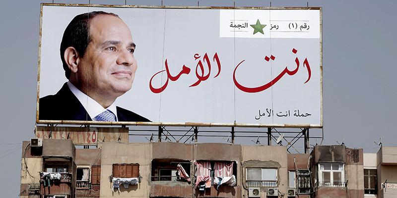 Elezioni Egitto, Al Sisi rieletto con oltre il 90% dei voti