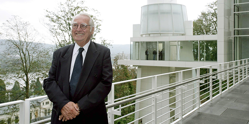 Cinque donne hanno accusato l 39 architetto richard meier di for Richard meier architetto