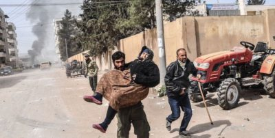 La sconfitta dei curdi ad Afrin, spiegata