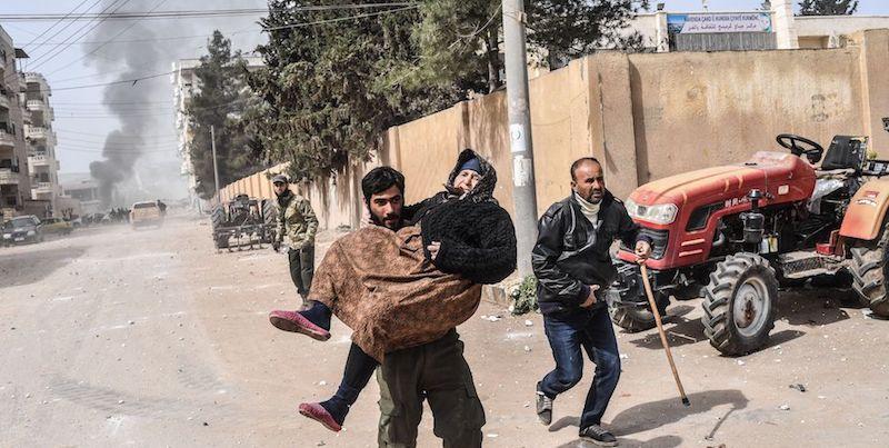 La sconfitta dei curdi ad afrin spiegata il post for Citta della siria che da nome a un pino