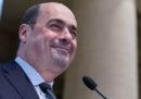 Nicola Zingaretti dice che forse si candida alle primarie del PD