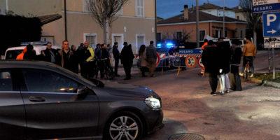 La grande evacuazione di Fano