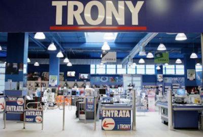Trony ha chiuso 43 negozi per il fallimento di un suo socio