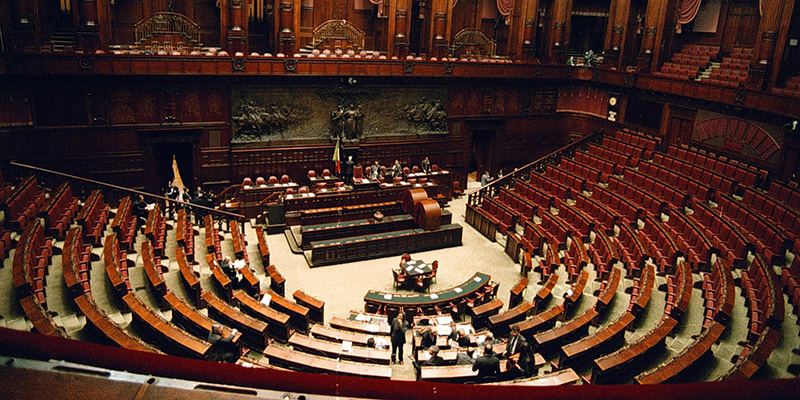 La diretta dell 39 elezione del presidente della camera il post for Parlamento in diretta