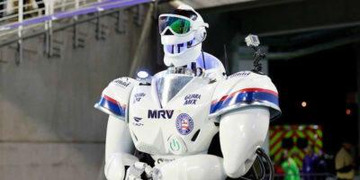 """Il robot che conduce la nuova edizione di """"Ballando con le stelle"""""""