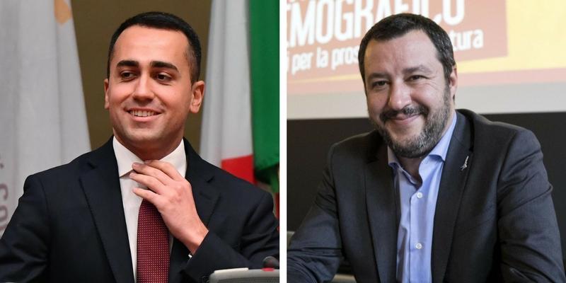 Matteo Salvini chiede un accordo entro lunedì oppure il voto