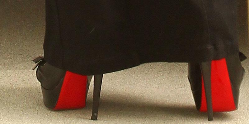 scarpe louboutin usate