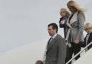 La moglie di Donald Trump Jr. ha chiesto il divorzio
