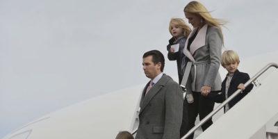 Usa, moglie di Donald Trump Jr. chiede il divorzio