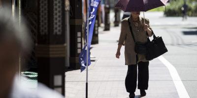 Gli anziani in carcere in Giappone