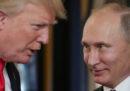L'amministrazione Trump imporrà nuove sanzioni alla Russia per l'ingerenza alle elezioni del 2016