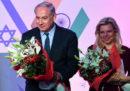 La polizia israeliana da stamattina sta interrogando Benjamin Netanyahu e sua moglie per un caso di concussione