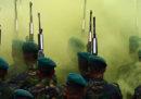 Il governo dello Sri Lanka ha proclamato lo stato di emergenza