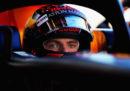 Max Verstappen ha vinto il Gran Premio di Formula 1 del 70esimo anniversario