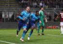 Il Milan ha perso 0-2 contro l'Arsenal nei sedicesimi di finale di Europa League