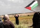 Le grandi proteste nella Striscia di Gaza