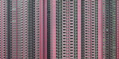 La vita nelle città, fotografata da Michael Wolf