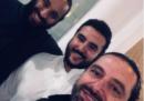 Saad Hariri si è fatto un selfie con Mohammed bin Salman, questa volta