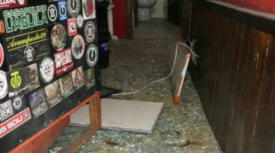 Casapound, attentato a Trento: bomba contro la sede