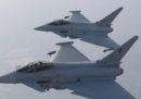 Sono stati sentiti due forti boati in Lombardia, causati da due aerei caccia