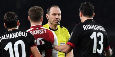 Il Milan è stato eliminato dall'Europa League