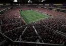 Ad Atlanta si è giocata la partita con più spettatori nella storia del campionato di calcio americano