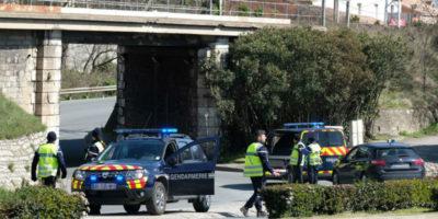 L'attentato a Trèbes, in Francia