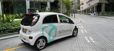 Le auto che si guidano da sole hanno un nuovo sponsor: l'industria dell'alcol