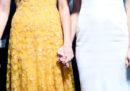 Foto dal backstage degli Oscar