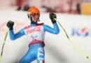 Giacomo Bertagnolli ha vinto l'oro nello Slalom Gigante visually impaired alle Paralimpiadi