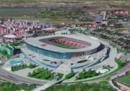 Uno di questi tre progetti sarà il nuovo stadio di Cagliari