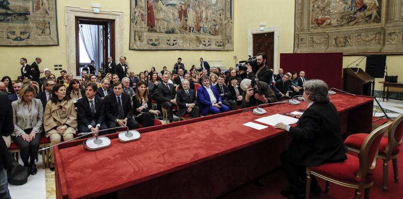 I capigruppo dei partiti alla camera e al senato il post for Camera e senato differenze
