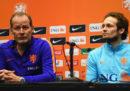 La nazionale olandese, di padre in figlio