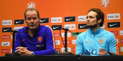 La nazionale dell'Olanda, di padre in figlio
