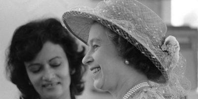 Nel 1981 un adolescente sparò alla regina Elisabetta in Nuova Zelanda
