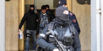 Gli arresti attorno ad Anis Amri, in ordine