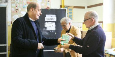 Gli exit poll delle elezioni regionali in Lazio