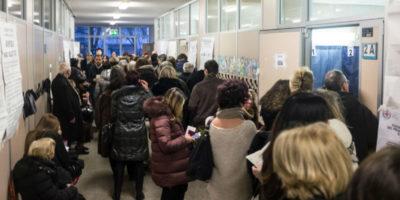 Gli exit poll delle elezioni regionali in Lombardia