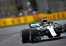 Lewis Hamilton partirà dalla pole position nel Gran Premio d'Australia, prima prova del Mondiale di Formula 1