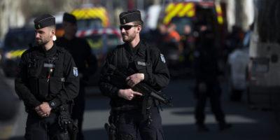 L'attentato di Trèbes, in ordine
