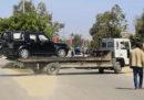 Un'esplosione ha colpito il convoglio del primo ministro palestinese all'entrata della Striscia di Gaza