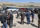 Quasi 7mila persone hanno lasciato Ghouta orientale, in Siria, dirette verso la provincia di Idlib