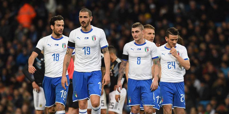 il futuro della nazionale il post On prima squadra di calcio italiana