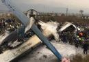 L'incidente aereo a Katmandu, in Nepal
