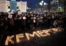 Le proteste e le commemorazioni a Kemerovo